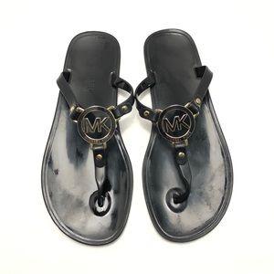 MICHAEL MICHAEL KORS Jelly Sandals Size 8